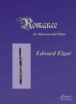 Elgar: Romance for Bassoon and Piano, op. 62