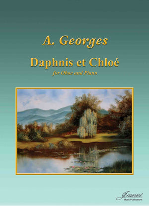 Georges: Daphnis et Chloe for Oboe and Piano