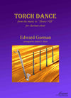 German (Mack): Torch Dance from Henry VIII arr. for Clarinet Choir
