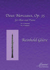 Gliere (Anderson): Deux Morceaux, op. 35 for Oboe and Piano