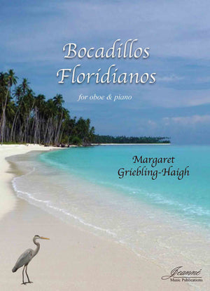 Griebling-Haigh: Bocadilos Floridianos for Oboe and Piano