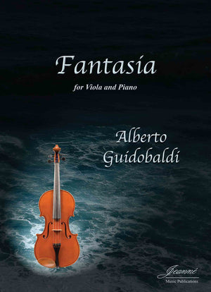 Guidobaldi: Fantasia for Viola and Piano