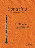 Guidobaldi: Sonatine for Clarinet and Piano