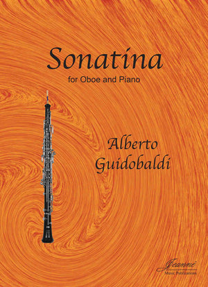 Guidobaldi: Sonatine for Oboe and Piano