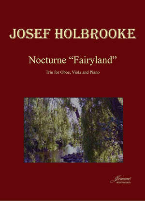 Holbrooke: Nocturne 'Fairyland' for oboe, viola, and piano