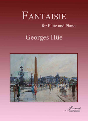 Hue: Fantaisie for Flute and Piano