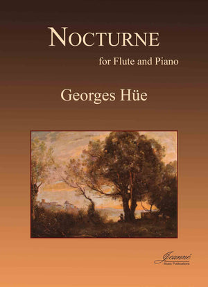 Hue: Nocturne for Flute and Piano