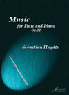 Huydts: Music for Flute and Piano, op. 22