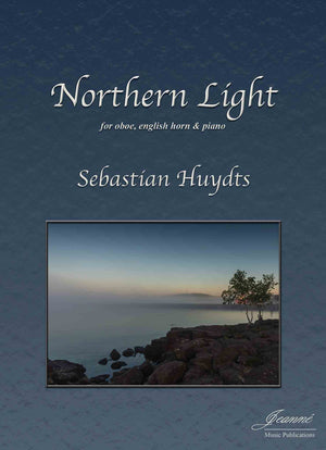 Huydts: Northern Light for oboe, english horn and piano