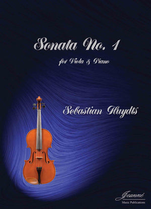 Huydts: Sonata No. 1 for Viola and Piano