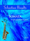 Huydts: Sonata for Alto Saxophone and Piano