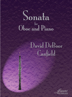 Canfield: Sonata for Oboe and Piano