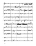 Molter (Anderson): Concerto No. 3 for E-flat clarinet solo with clarinet choir