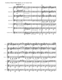 Gershwin (Mack): Rialto Ripples Rag arr. For clarinet choir