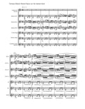 "German (Mack): Morris Dance from ""Henry VIII"" arr. for clarinet choir"
