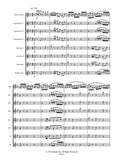 Bach (Camwell): Sinfonia from Cantata BWV 29 for Alto Saxophone Solo and Saxophone Ensemble