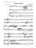 Schwarz: A Modal Mood for woodwinds and piano