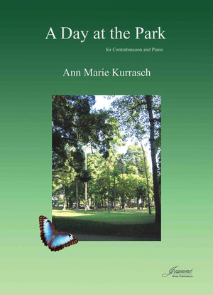 Kurrasch: A Day at the Park (contrabassoon and piano)