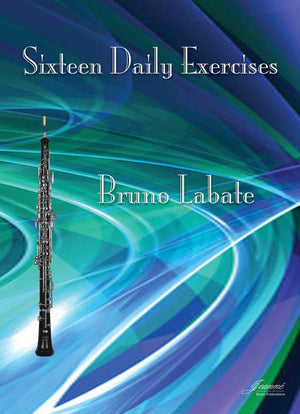 Labate: Sixteen Daily Exercises for Oboe
