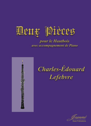 Lefebvre (Anderson): Two Pieces for Oboe and Piano