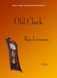 Levinson: Old Clock for Contrabassoon and Piano