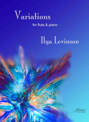 Levinson: Variations for Flute and Piano