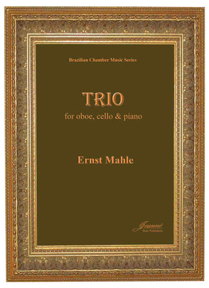 Mahle: Trio (1970) for oboe, cello and piano