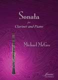 McGee: Sonata for Clarinet and Piano