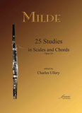 Milde (Ullery): 25 Studies in Scales and Chords, op. 24