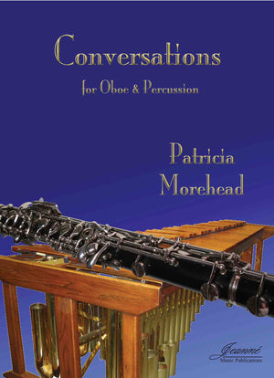 Morehead: Conversations for Oboe and Percussion