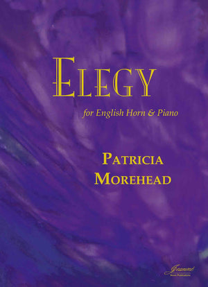 Morehead: Elegy for English Horn and Piano