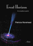 Morehead: Event Horizon for Saxophone Quartet [SATB]