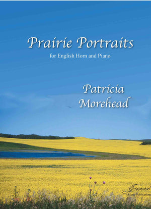 Morehead: Prairie Portraits for English Horn and Piano