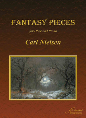 Nielsen: Fantasy Pieces, op. 2 for oboe and piano