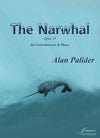 Palider: The Narwhal, op. 11 for Contrabassoon and Piano
