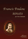 Poulenc: Sonata for Two Clarinets