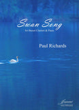 Richards: Swan Song for Basset Clarinet (or clarinet in A) and Piano