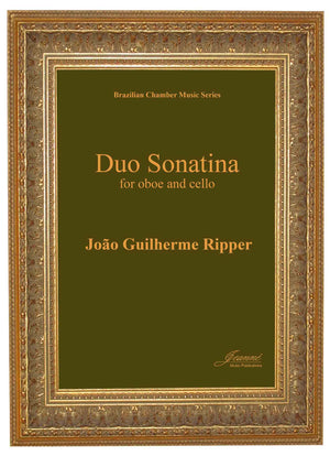 Ripper: Duo Sonatina for Oboe and Cello