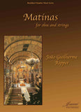 Ripper: Matinas for Oboe and Strings