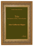 Ripper: Trio for Clarinet (Violin), Viola and Piano