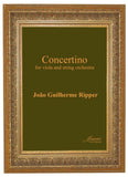 Ripper: Concertino for Viola and String Orchestra