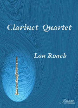 Roach: Clarinet Quartet