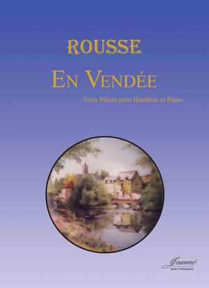 Rousse: En Vendee for Oboe and Piano