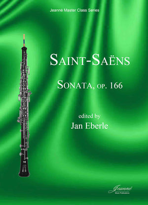 Saint-Saens (Eberle): Sonata for Oboe and Piano