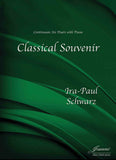 Schwarz: Classical Souvenir for woodwinds and piano
