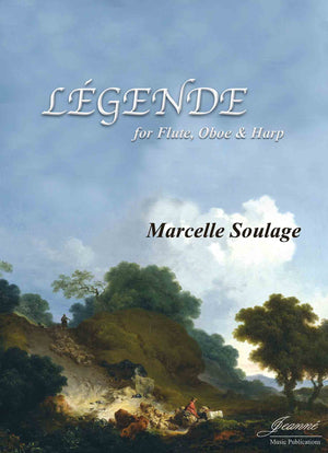 Soulage: Legende for flute, oboe and harp
