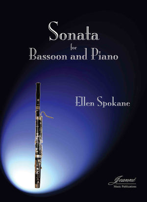 Spokane: Sonata for bassoon and piano