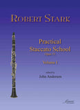 Stark (Anderson): Practical Staccato School for Clarinet, op. 53, vol. 1