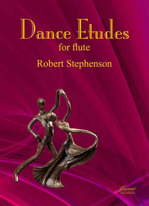 Stephenson: Dance Etudes for Flute