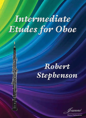 Stephenson: Intermediate Etudes for Oboe